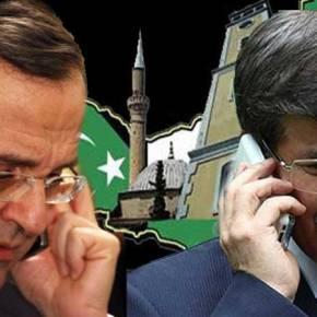 Πρόκληση Α.Νταβούτογλου από τις Καστανιές του Έβρου: «Είμαι στην Ελλάδα ή στηνΤουρκία»;