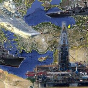 «Τα θέλουν όλα» στην ανατολική Μεσόγειο οι Τούρκοι και τα θέλουντώρα!