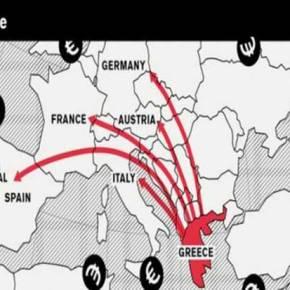 Η Ελλάδα στον «παγκόσμιο χάρτη της κολάσεως» για το 2015 σύμφωνα με τοBloomberg