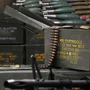 Σε αυξημένη επιφυλακή οι φρουρές των αποθηκών όπλων και πυρομαχικών σε όλη τηχώρα
