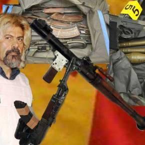 Υπόθεση Ξηρού: Ολόκληρο οπλοστάσιο βρήκε στην Ανάβυσσο η αντιτρομοκρατική (φωτογραφίες)