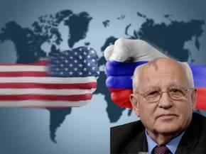 «Ο άνθρωπος με το σημάδι» ο Μ.Γκορμπατσόφ προειδοποιεί για στρατιωτική σύγκρουση μεταξύ της Ρωσίας-δύσης