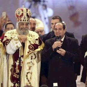 Αίγυπτος: Πρώτη φορά Πρόεδρος της χώρας- στη Λειτουργία τωνΧριστουγέννων