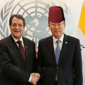 Κύπρος: Πιέσεις και έμμεσο εκβιασμό από τον ΟΗΕ καταγγέλλει οΑναστασιάδης