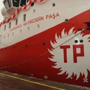 Απέπλευσε το «Barbaros» για νέες έρευνες στην ανατολική Μεσόγειο Από την κατεχόμενη Αμμόχωστο – ΔήλωσηΒενιζέλου