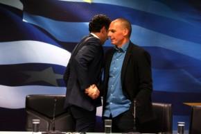 Γερμανικό «καρότο» βοήθειας 20 δις στην Ελλάδα η «ελληνική μπλόφα» και η αμερικανικήβοήθεια