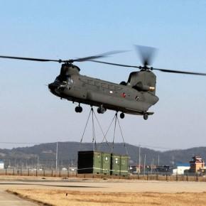 Η Τουρκία «ετοιμάζει» στόλο 11 βαρέων μεταφορικών ελικοπτέρων CH-47F «Σινούκ» για τοΑιγαίο;