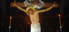ΠΟΥ ΒΡΙΣΚΟΝΤΑΙ ΤΑ ΙΕΡΑ ΚΑΡΦΙΑ ΤΟΥ ΙΗΣΟΥ ΧΡΙΣΤΟΥ;