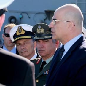 Οι «εχθροπραξίες» Δένδια -ΣΥΡΙΖΑ συνεχίζονται παραμονή τωνεκλογών!