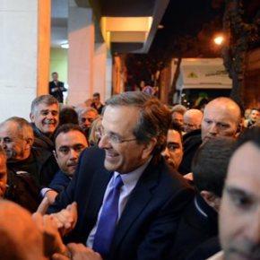 Εκλογικό μοντέλο της Goldman Sachs δίνει περισσότερες πιθανότητες στον Σαμαρά ναεπανεκλεγεί