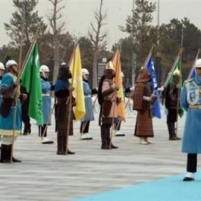 Ερντογάν: Μόνιμη η φρουρά με τις πανοπλίες!ΦΩΤΟ