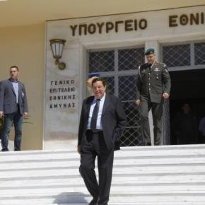 «Πακέτο» μ΄ έναν πρύτανη ο πρώην Α/ΓΕΣ Φράγκος στο ψηφοδέλτιο Επικρατείας τηςΝΔ