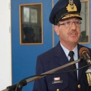 Ταξίαρχος Γαβρίλος Δημητρίου ο πρώτος Κύπριος διοικητής Αεροπορίας τηςΕ.Φ.