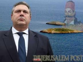 Jerusalem Post: Ο νέος έλληνας εθνικιστής υπουργός Άμυνας προκάλεσε αερομαχία με τηνΤουρκία