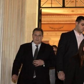 ¨Κλειδωσε» η επιλογή Καμμένου στο ΥΠΕΘΑ – «Βολιδοσκοπήθηκε» και νέος ΓενικόςΓραμματέας
