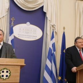Προς ελληνικό βέτο στην ΕΕ για νέες κυρώσεις στην Ρωσία και κόντρα Κοτζιά-Βενιζέλου