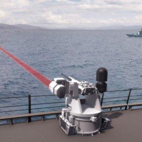 Η Τουρκία ετοιμάζει την χρήση λέιζερ ως στρατιωτικό όπλο σε πολεμικό πλοίο!