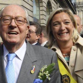 Ζαν-Μαρί Λεπέν: «Εγώ, λυπάμαι, δεν είμαι Charlie»Ο ιδρυτής του Εθνικού Μετώπου διαχώρισε την θέση του από εκείνη της μεγάλης πλειοψηφίας τωνΓάλλων