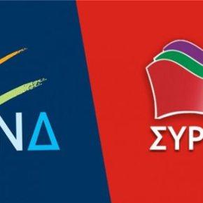 Για λογαριασμό το κανάλι Βεργίνα TV της Θεσσαλονίκης Δημοσκόπηση Interview: Προβάδισμα του ΣΥΡΙΖΑ με 1,9% έναντι τηςΝΔ