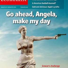 Economist: Εμπρός Άγγελα φτιάξε μου τημέρα…