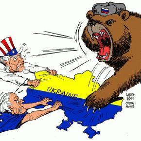 Ο δρόμος προς τον πόλεμο με τη Ρωσία… Δεν βαδίζουμε απλώς προς σ' αυτόν…. Έχουμε ήδηφτάσει…