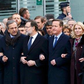 Η Ευρώπη μίλησε από το Παρίσι και έστειλε μήνυμα στους εξτρεμιστές–
