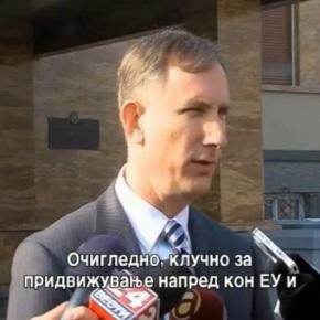 Αμερικανός πρέσβης στα Σκόπια: «Δεν βλέπω εναλλακτική λύση για τη «Μακεδονία»-ΒΙΝΤΕΟ