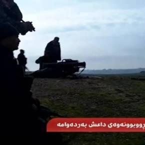Πεσμεργκά: Μόνοι αλλά «λέοντες» τσακίζουν τους τζιχαντιστές στο Ιράκ χωρίς έλεος(vid)