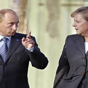 ΕΤΣΙ «ΚΑΘΑΡΙΖΟΥΝ» ΟΙ ΠΡΑΓΜΑΤΙΚΟΙ ΗΓΕΤΕΣ…Δεν έχει ξαναγίνει: Ο Β.Πούτιν προειδοποιεί δημοσίως «με γαμ…σι» την Α.Μέρκελ για το θέμα της Ουκρανίας!(vid)