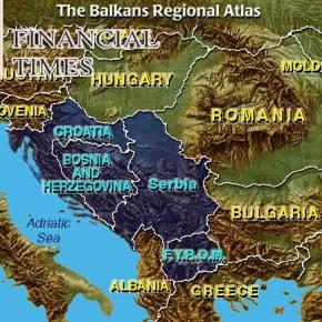 Financial Times: Τα Βαλκάνια είναι η «Αχίλλειο πτέρνα» τηςΕυρώπης