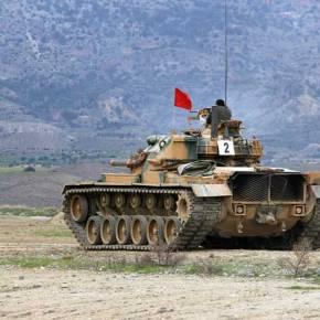 Aσυνήθιστη κινητοποίηση των τουρκικών κατοχικών δυνάμεων στηνΚύπρο