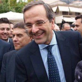 Στον Έβρο ο πρωθυπουργός   Πάρα πολύ ικανοποιητικά τα αποτελέσματα του «φράχτη»Αντώνης Σαμαράς: Είμαι αισιόδοξος για τιςεκλογές