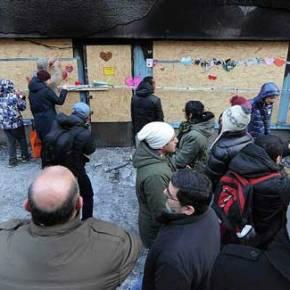 Τρίτο Τζαμί στις φλόγες στην Σουηδία, αρχίζει να ξεφεύγει ηκατάσταση