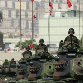 Αυτές είναι οι τουρκικές ΕΔ σε αριθμούς! Μειώθηκαν κατά 40000άνδρες
