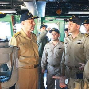 «Απόβαση» Τούρκων ναυάρχων στην κυπριακή ΑΟΖ! Προκλήσεωνσυνέχεια
