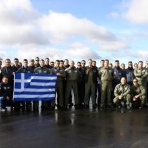 Η τραγωδία με το F-16 στο αεροδρομιο που οι Έλληνες πιλότοι είχαν «νικήσει» όλο τοNATO!