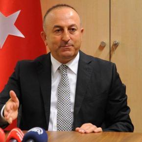 Ξαφνική επίσκεψη του Τούρκου ΥΠΕΞ στακατεχόμενα
