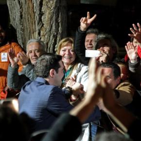 Επίσημα αποτελέσματα στο 91,4% της Επικράτειας, στις 149 έδρες οΣΥΡΙΖΑ