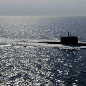 Στο «κυνήγι» τουρκικών υποβρυχίων σε Ρόδο-Καστελόριζο το Υ/Β «ΤΡΙΤΩΝ» (S-112) τουΠΝ