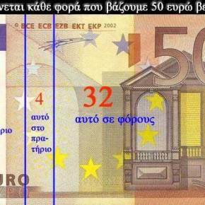 Τι γίνετε κάθε φορά που βάζουμε 50 ευρώ βενζίνη; Πόσα λεφτά σου παίρνει από την τσέπη το κράτος;