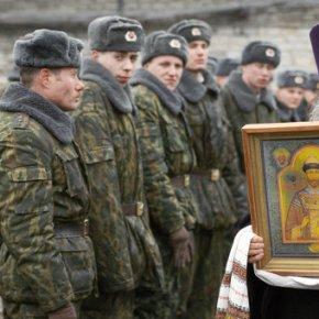 Τι ετοιμάζουν οι ρώσοι και έχουν κινητοποιήσει τόσες στρατιωτικέςδυνάμεις;
