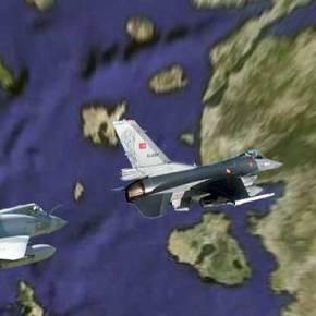 Λυσσασμένη τουρκική αντίδραση μετά την «σφαλιάρα» με το Explora με ρεκόρ παραβιάσεων και σφοδρέςαερομαχίες
