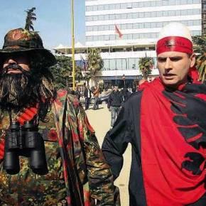 ΤΙ ι ακριβώς ετοιμάζουν οι Αλβανοί και εμπλέκουν τους Αρβανίτες στηνΕλλάδα;