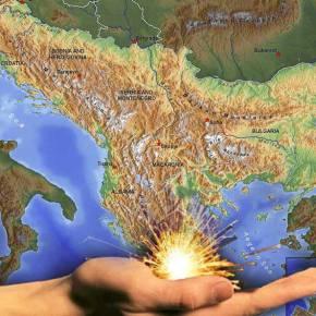 Προσοχή! Αρκεί μια σπίθα για να πάρουν φωτιά ταΒαλκάνια