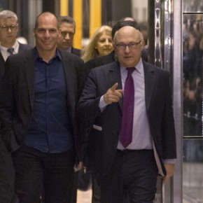 Ο Βαρουφάκης μιλά από το Παρίσι για «νέο συμβόλαιο»! Θετικά νέα απόΓαλλία