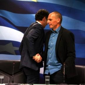 Ελληνικό αίτημα παράτασης της δανειακής συμφωνίας κατατίθεται την Τετάρτη-Συνάντηση Βαρουφάκη με Μοσκοβισί τηνΤρίτη