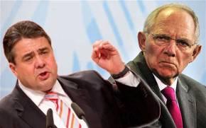"""Ο Γερμανός αντικαγκελάριος """"αδειάζει"""" τονΣόιμπλε"""