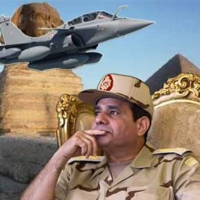 Η αγορά του Rafale αντανακλά την αναζωπύρωση του εθνικισμού στηνΑίγυπτο