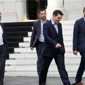 Τα πρόσωπα «κλειδιά» που απαρτίζουν το πρωθυπουργικό επιτελείο του Αλ. Τσίπρα 'Ολοι οι άνθρωποι του προέδρου | Το «alter ego», ο «μέντορας», ο πληροφοριοδότης και οιάλλοι