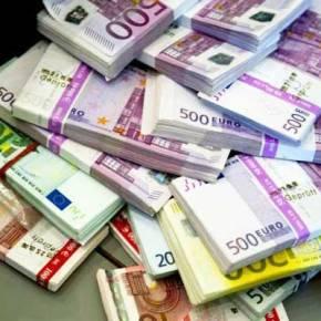 Λεφτά υπάρχουν! Δεσμεύτηκαν 404 εκ. ευρώ από 17μεγαλοκαταθέτες